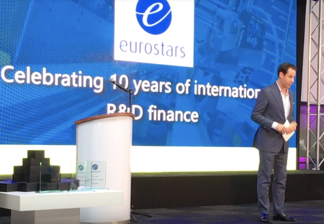 Moderator during Eurostars Deep Dive - Innovation Expo 2018
