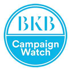 BLOG I BKB Campaign Watch I Tsunamitour wordt Facebookrevolutie I 19-02-2013